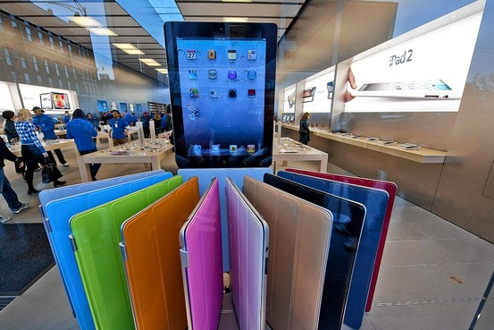 Apple Sold 15 Sets of iPad Per Hour in Apple Stores on Black Friday