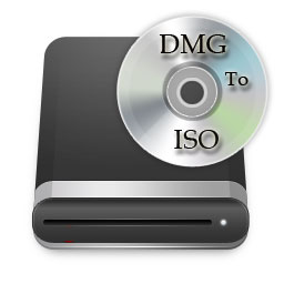 How to convert DMG to ISO on Mac for free
