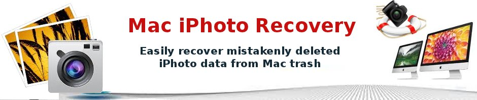How to recover deleted iPhoto photos on Mac