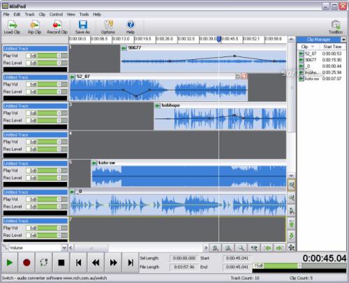 Mix Pad Music Mixer Free