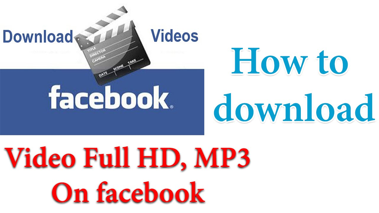3 solutions to convert facebook video to mp3
