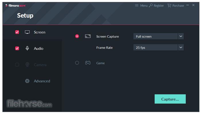 Screen Recording App for iOS fimorascrn