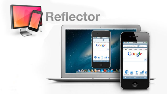 Screen Recording App for iOS Reflector