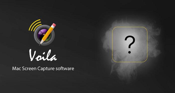 Screen Recording App for iOS Voila