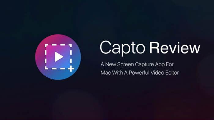 Top 8 Computer Screen Recorder - Capto