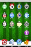 free iPhone themes - X'mas