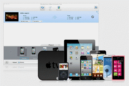 Convert DVD to Mobile Devices
