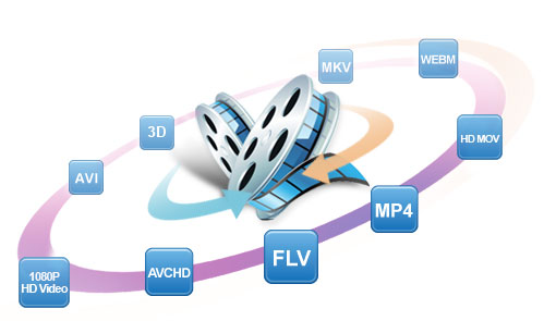 Manage Various Video Formats