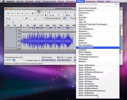Top 5 Free Audio Editor for Mac - Mac DVD Studio