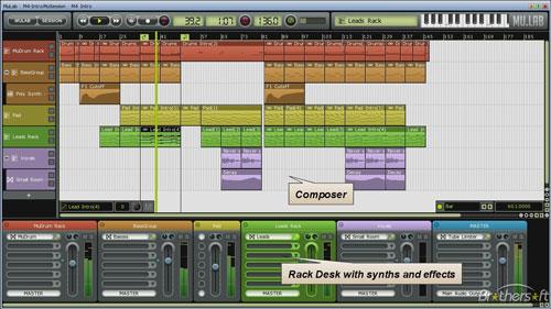 аудиоредактор на Mac - фото 7