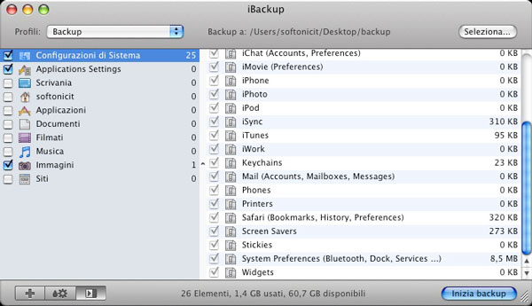 Free Backup Software for Mac - iBackup