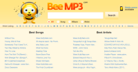 Free Music Download websites - Beemp3s