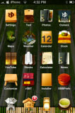 free iPhone themes - Yoritsuki