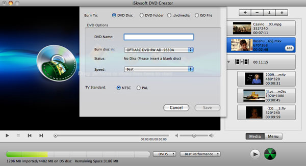 Burn YouTube video to DVD