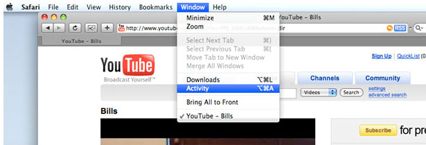 download YouTube video on Mac