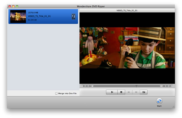 DVD to MP3 Converter for Mac